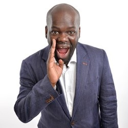 Image of Daliso Chaponda: What the African Said