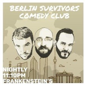 Image of Berlin Survivors' Comedy Club