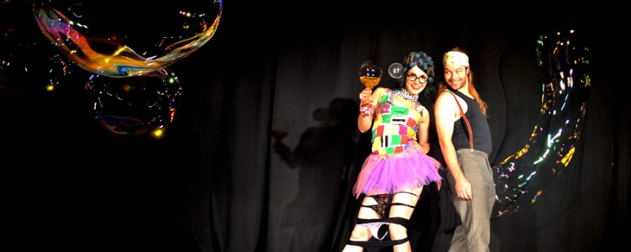 Bubble Show for Adults Only