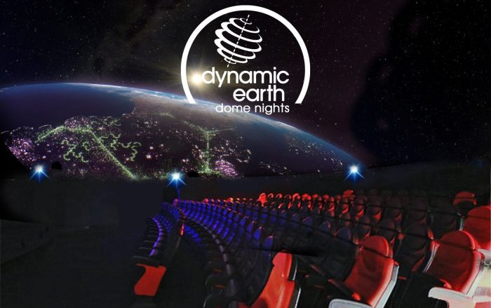 Dynamic Earth Dome Nights