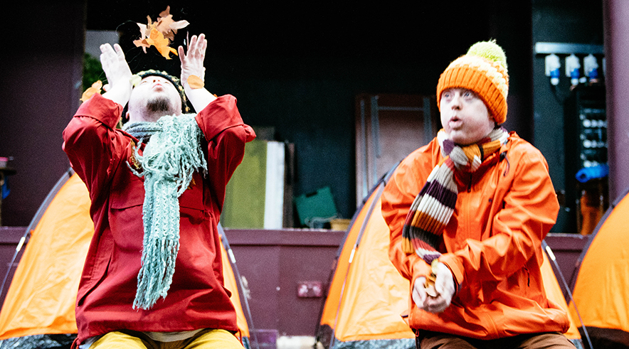 Four Go Wild in Wellies | Review | The Wee Review | Scotland's arts