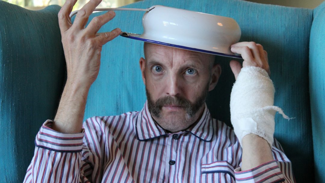 Image of Jim Tavaré: From Deadpan to Bedpan