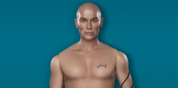 Image of John Partridge: Stripped