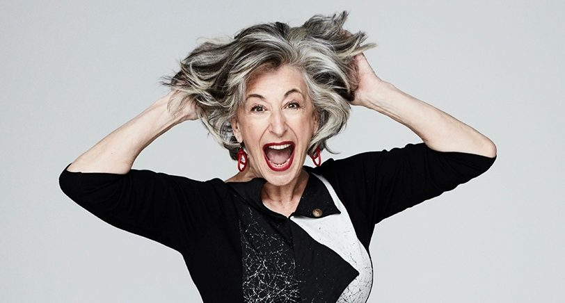 Maureen Lipman EDFRINGE Photo Jay Brooks