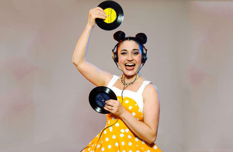 Image of Monski Mouse's Baby Disco Dancehall