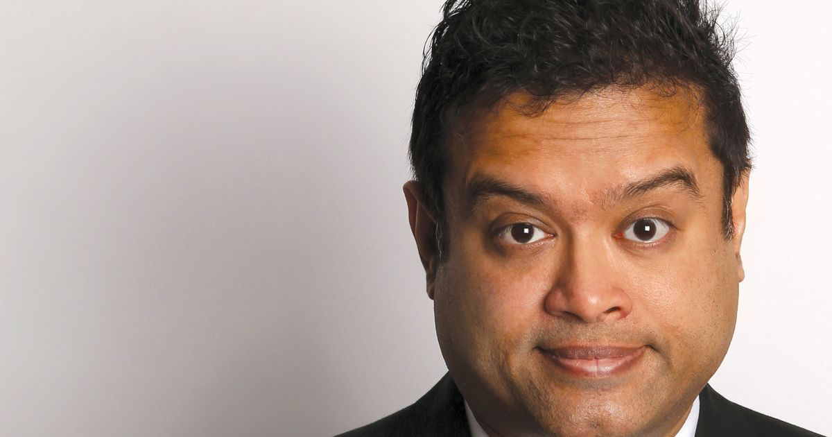 Image of Paul Sinha: The Two Ages of Man