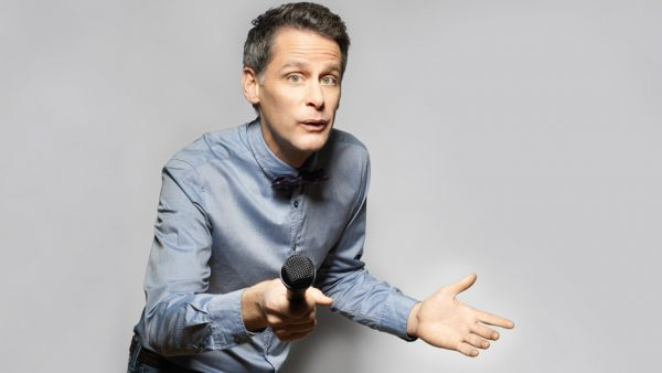 Image of The Trouble With Scott Capurro