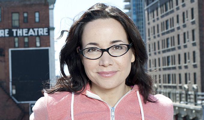 Image of Janeane Garofalo: Put A Pin In That