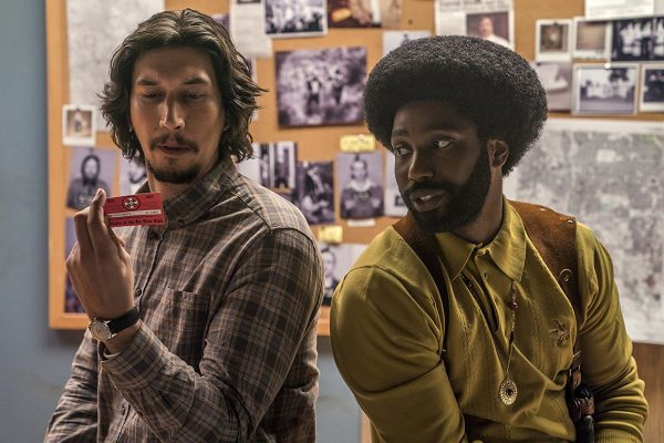 Image of BlacKkKlansman