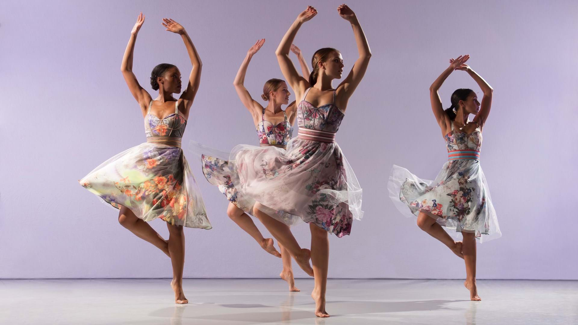 Image of Richard Alston Dance Company