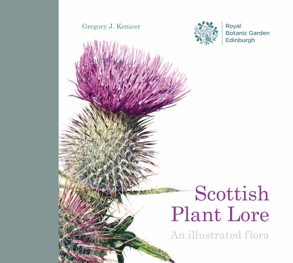 Image of Gregory J Kenicer – Scottish Plant Lore, an illustrated flora
