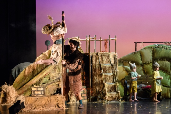 Image of balletLORENT: Rumpelstiltskin