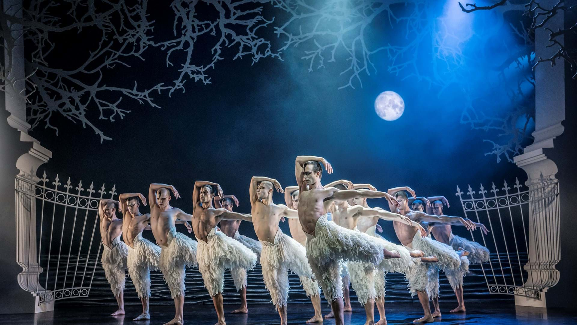 Image of Matthew Bourne's Swan Lake