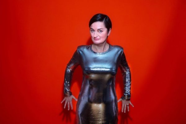 Image of Zoe Lyons: Entry Level Human