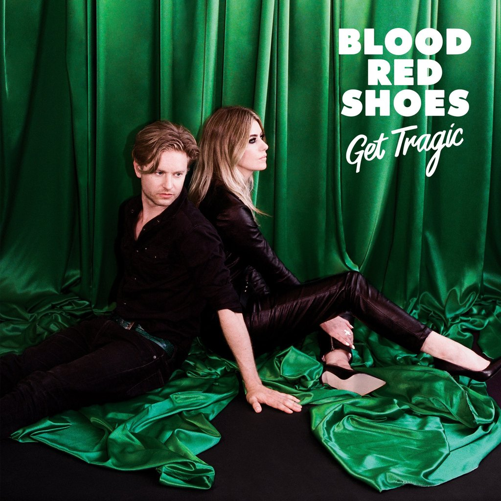 Image of Blood Red Shoes – Get Tragic
