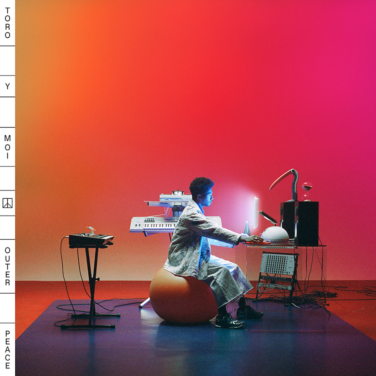 Image of Toro y Moi – Outer Peace