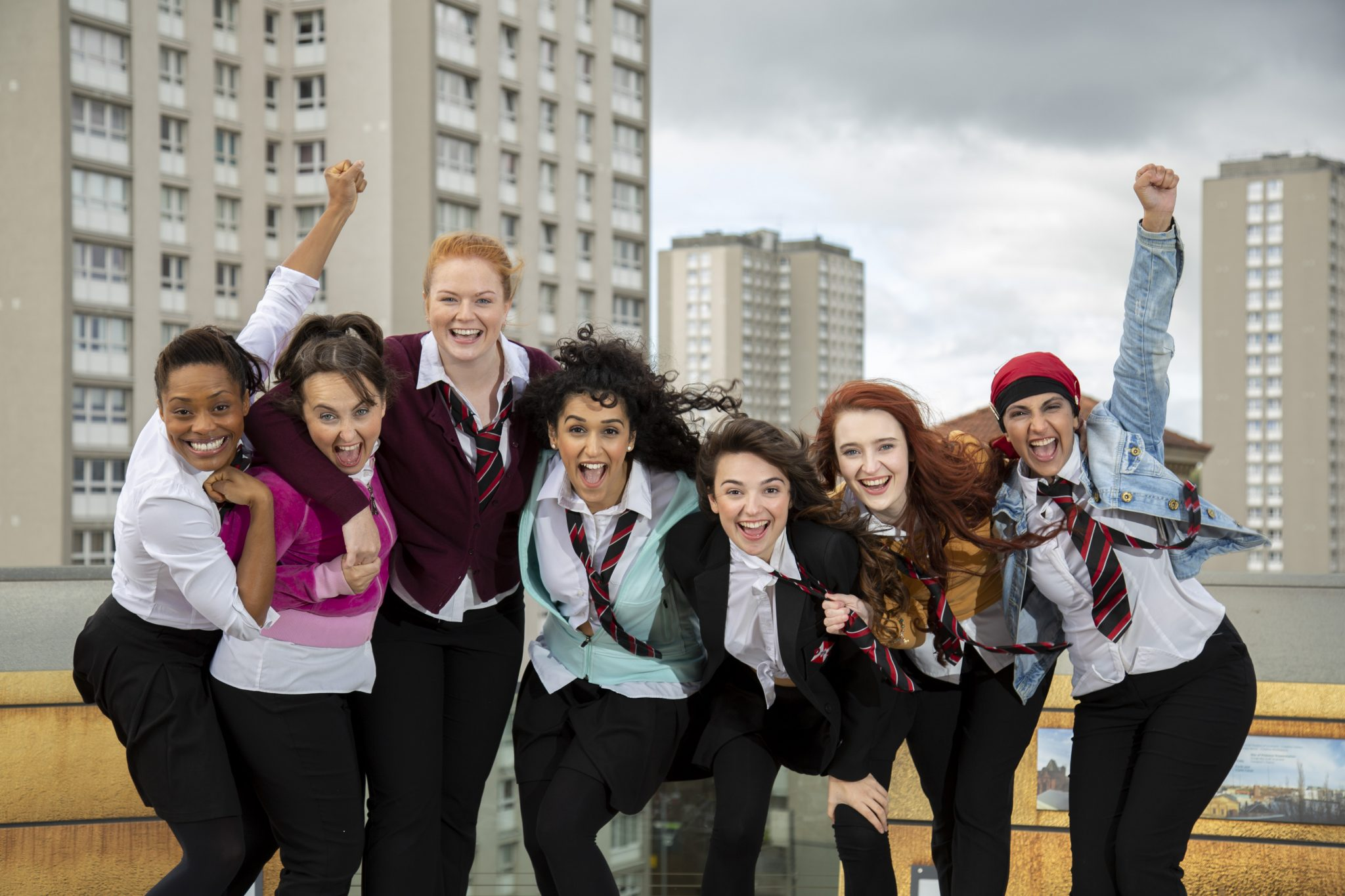 Image of Glasgow Girls