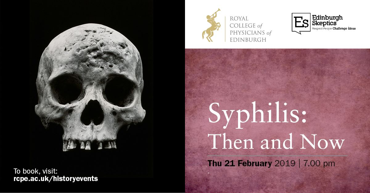 Syphilis Then & Now