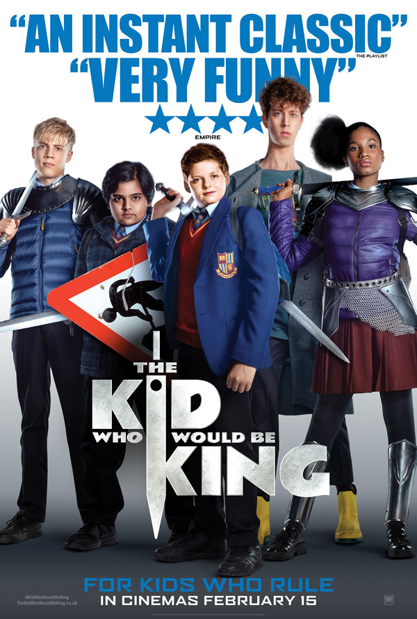 Image of The Kid Who Would Be King