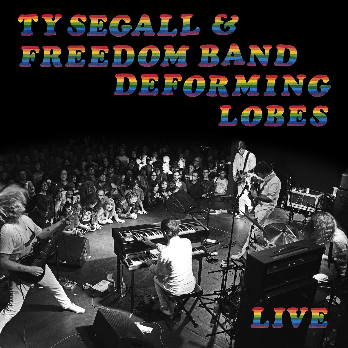 Image of Ty Segall and The Freedom Band – Deforming Lobes