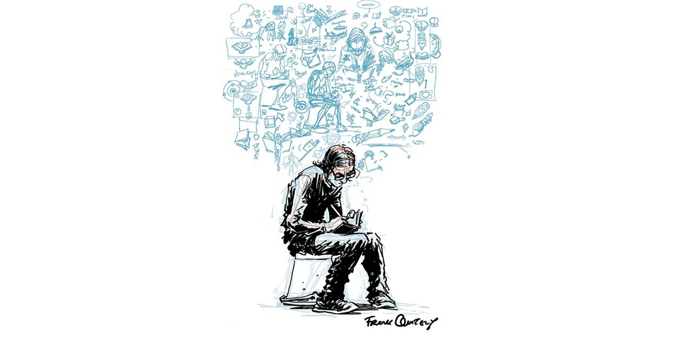 Image of Aye Write: Frank Quitely