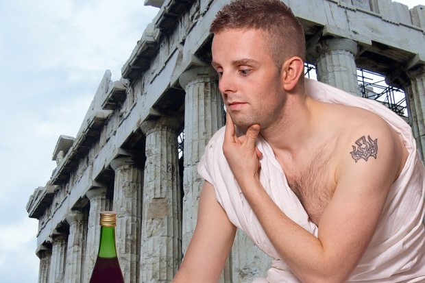 Image of Jamie Dalgleish: From Buckfast to Middle Class