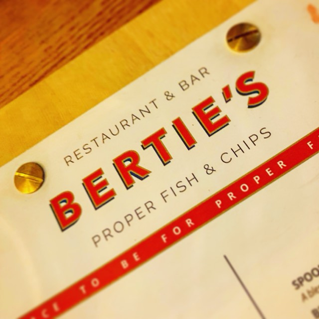 Image of Berties Proper Fish & Chips