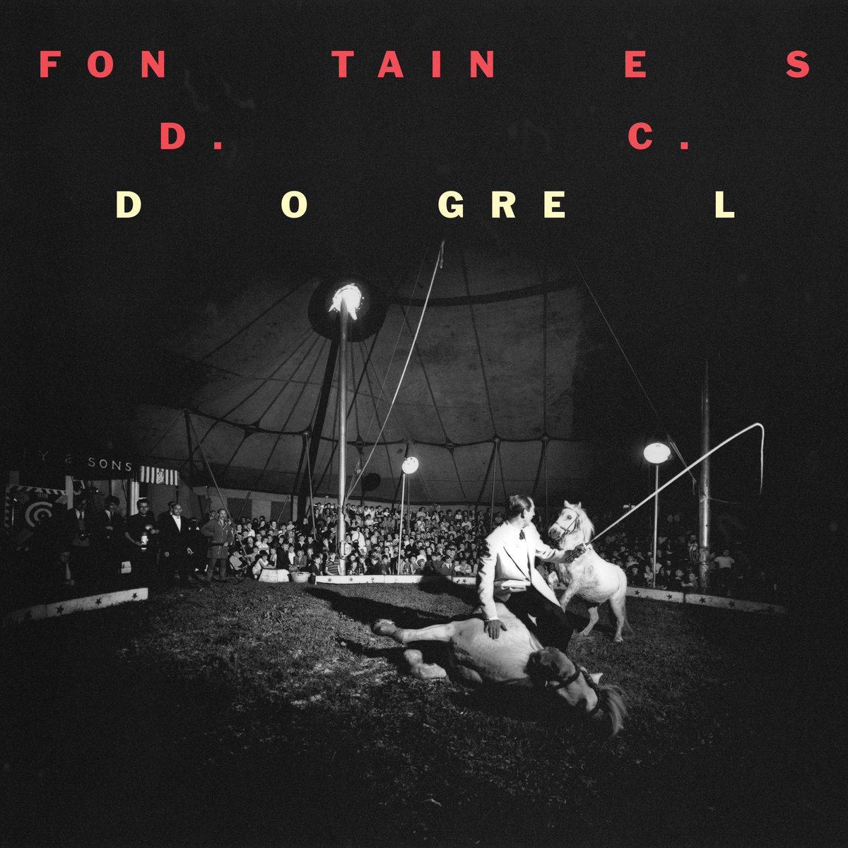 Image of Fontaines DC – Dogrel