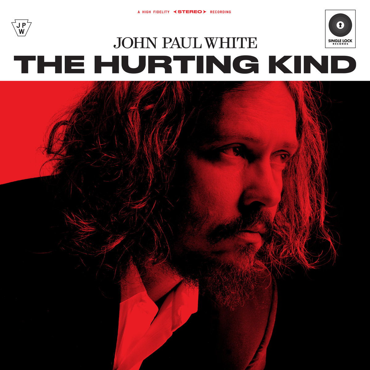 Image of John Paul White – The Hurting Kind