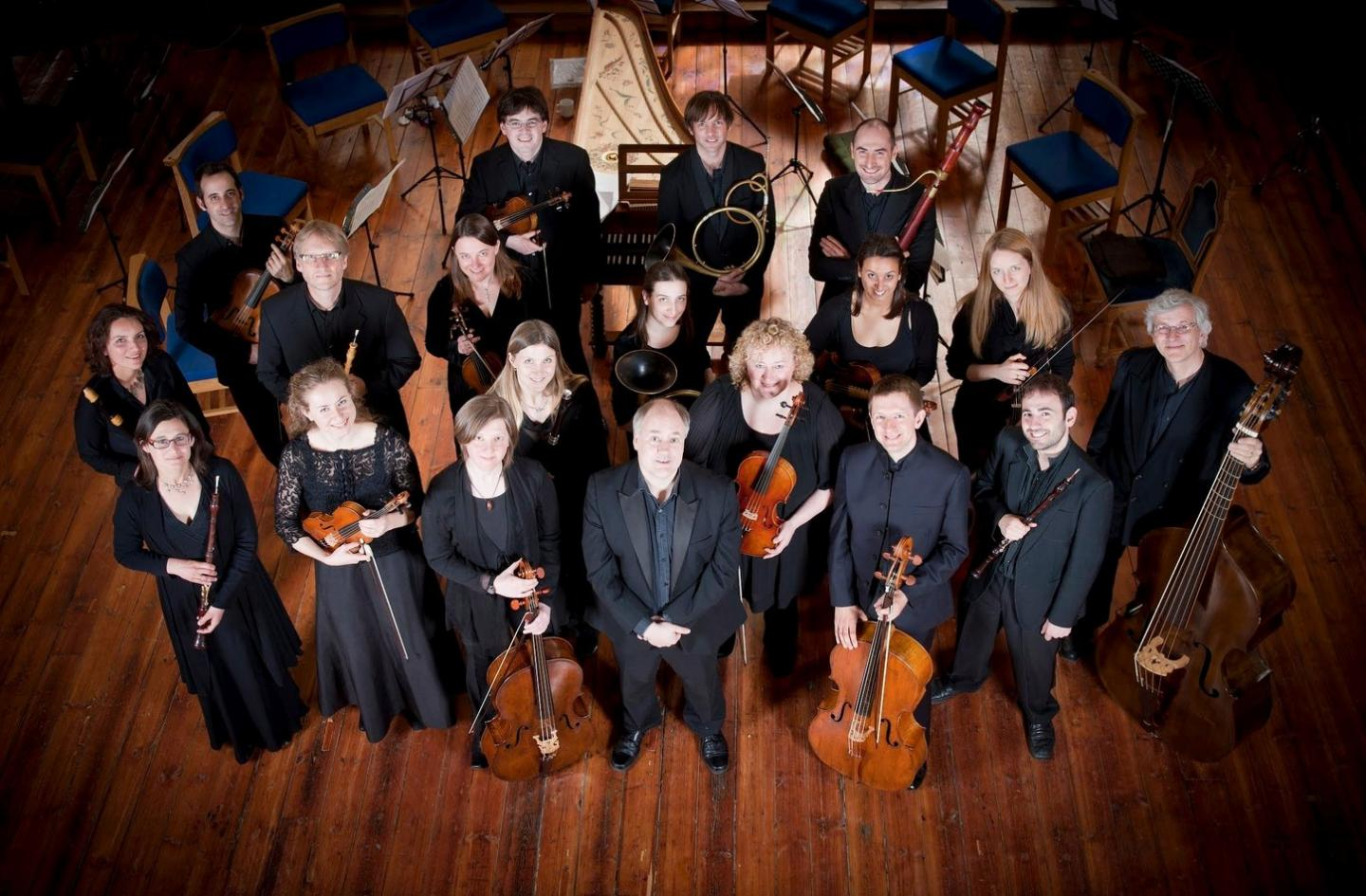 Image of Dunedin Consort: Matthew Passion