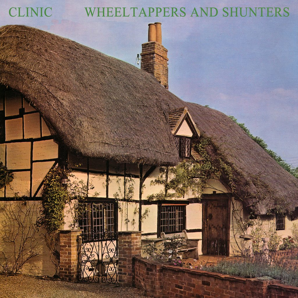 Wheeltappers and Shunters album cover