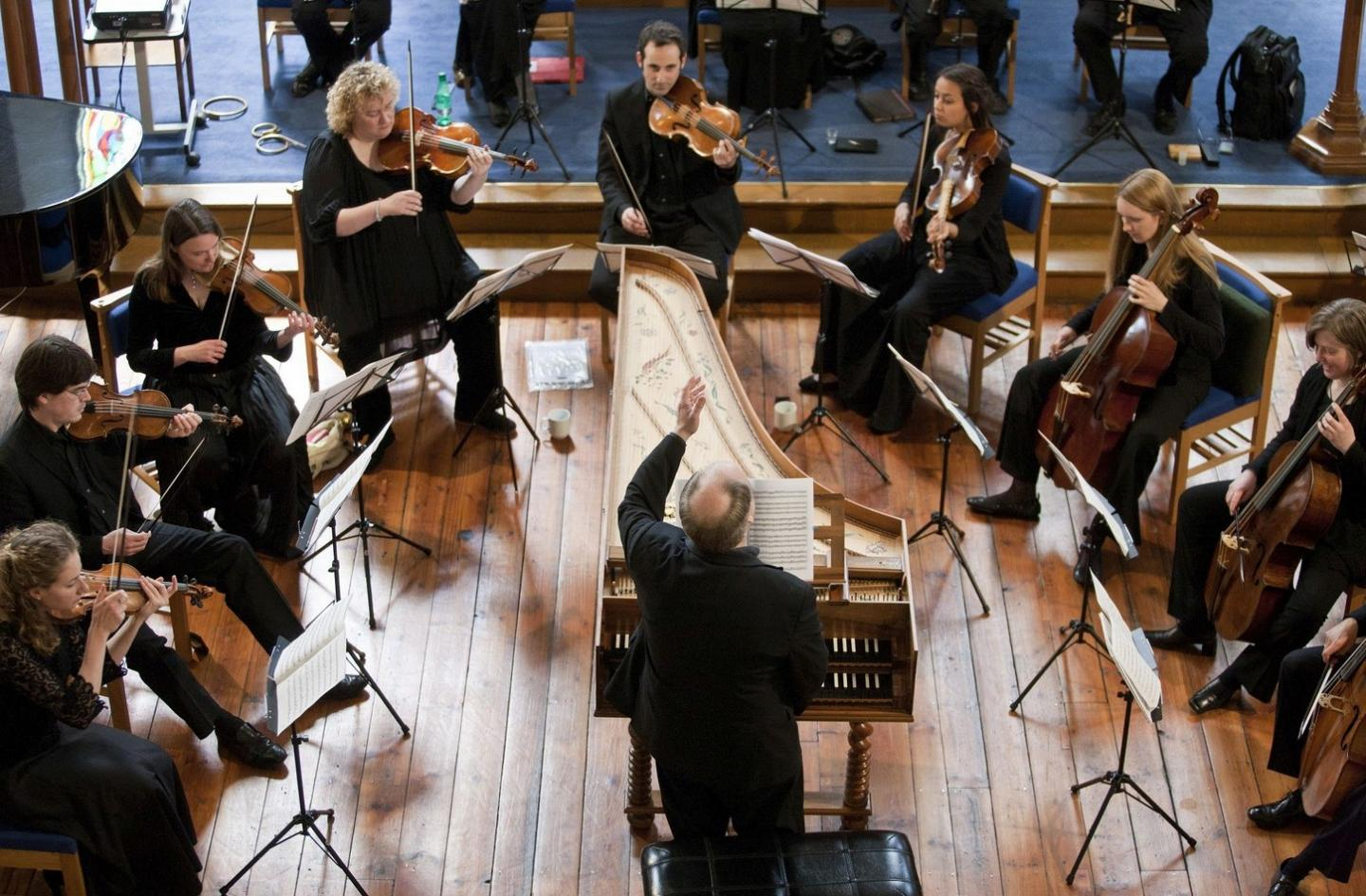 Image of Dunedin Consort—Bach: The Last Resort