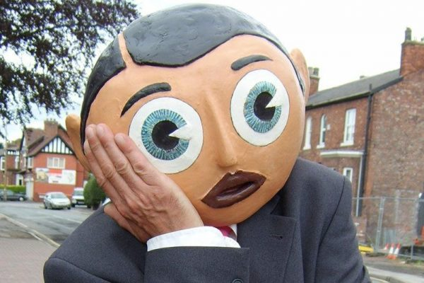 Image of Being Frank: The Chris Sievey Story