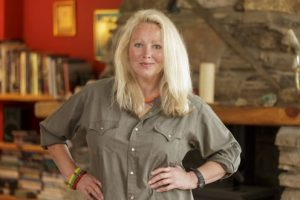 Ghillie Basan will be at the Book Festival talking about her new book, Spirit & Spice