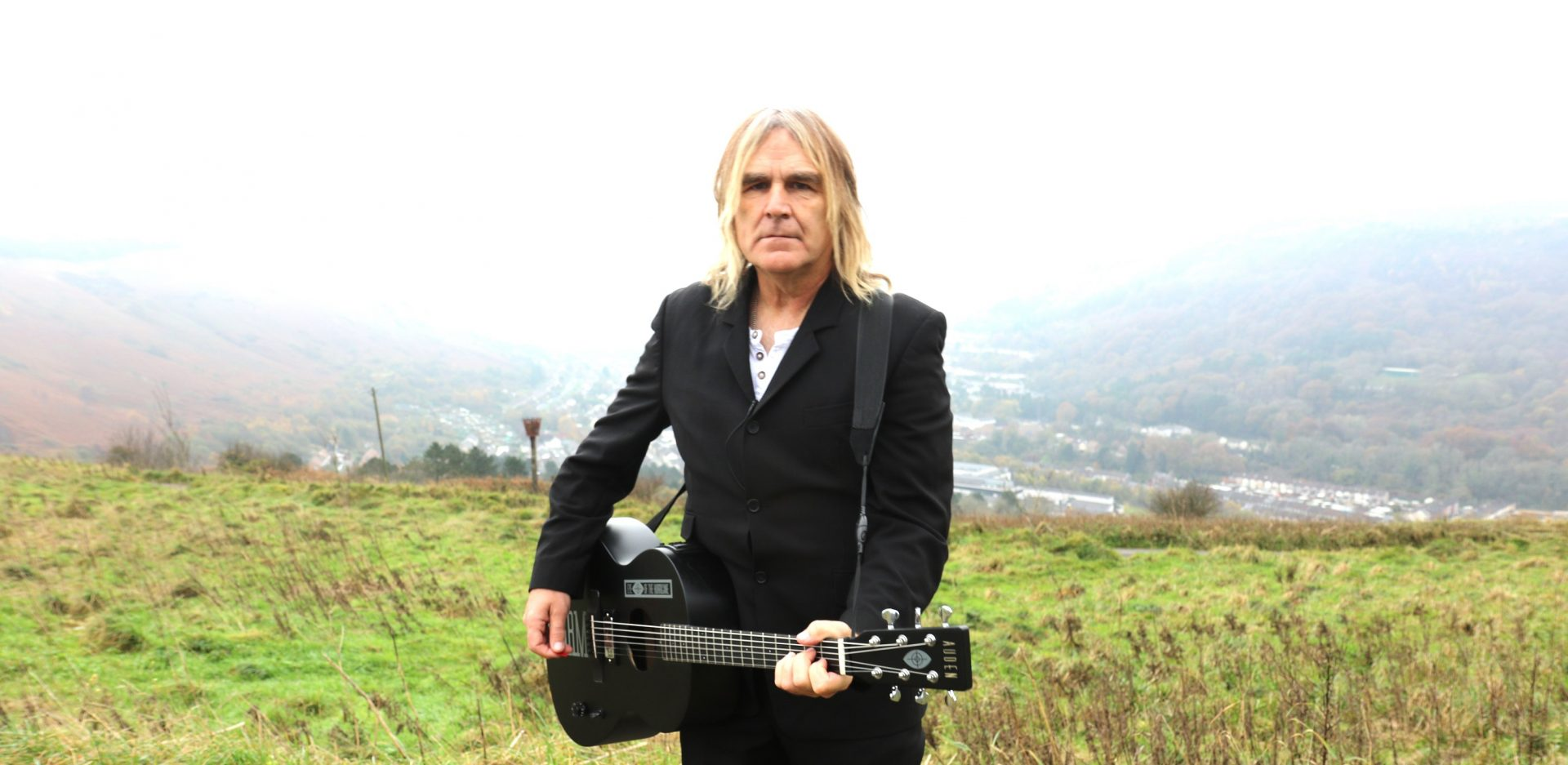 The Alarm frontman Mike Peters