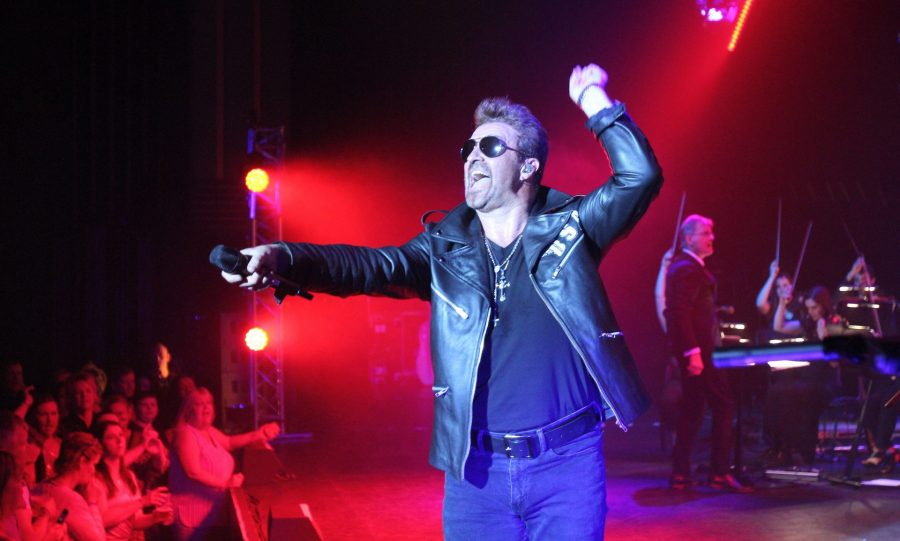 Rob Lamberti as George Michael 2