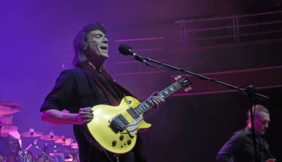 Steve Hackett 1 Photo Geoff Ford