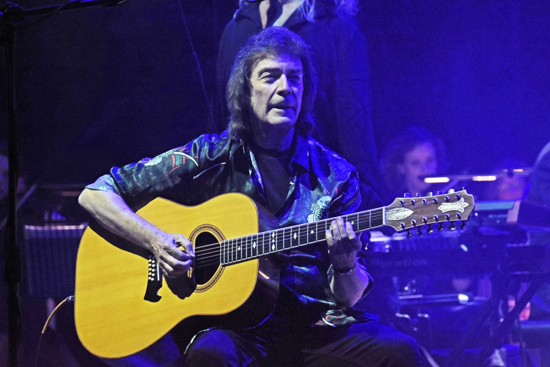 Steve Hackett, photo Geoff Ford