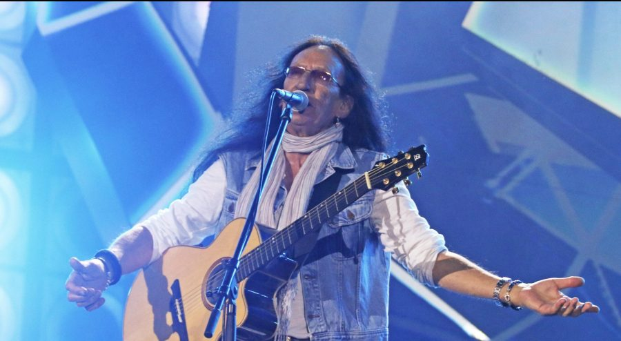 Ken Hensley, photo by Trevor Hensley