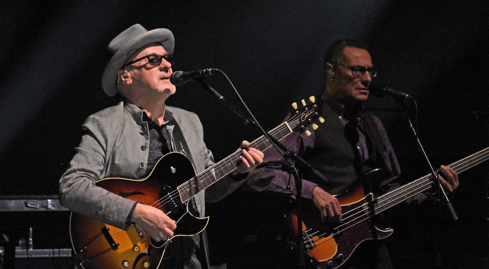 Paul Carrack on tour in 2020